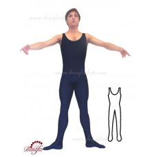 Footed tank unitard - C 0002