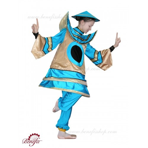 Chinese man s costume - F 0044