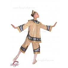 Chinese woman s costume - P 0215