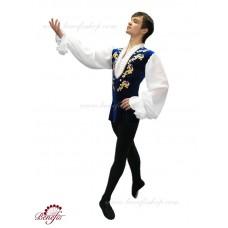 Waltz of flowers - men s suit - P 0413