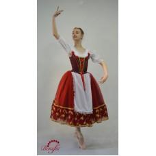 Peasant costume - P 0912