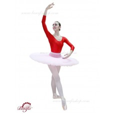 Professional basic tutu with hoops - T 0001