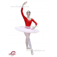 Extra lightweight rehearsal tutu with hoops - T 0001B