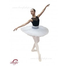 Extra lightweight rehearsal tutu with hoops - T 0001C