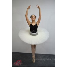 Professional basic tutu with hoops - T 0001H