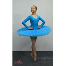Professional basic tutu with hoops - T 0001P