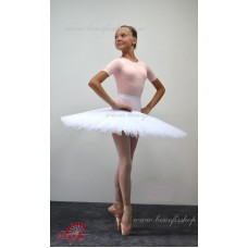 Professional bell-shaped basic tutu with hoops - T 0002